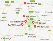 Accommodation near RAF Lakenheath and other local air bases